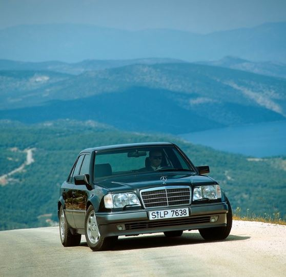 Mercedes-Benz 500 E: Automotive tidbit for the connoisseur