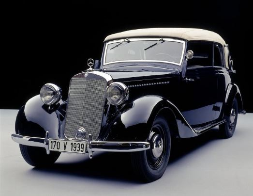 The Mercedes-Benz 170 V of 1936