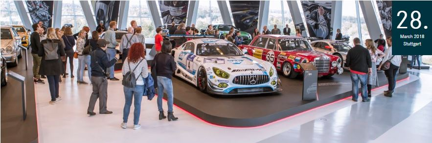 """""""50 Years of AMG"""" a popular success"""