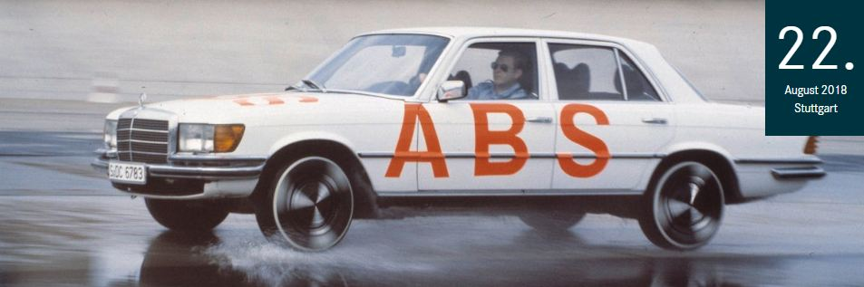 ABS system 40 years old