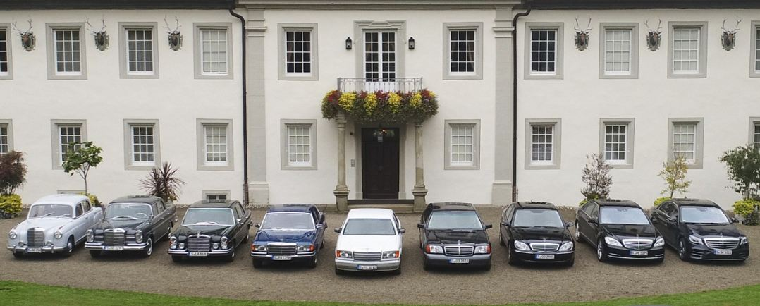 The tradition of the Mercedes-Benz S-Class