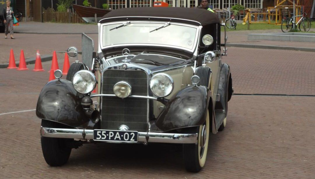 """Nationale Oldtimerdag 2014"" The Netherlands"