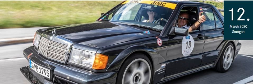 Thirty years ago, the Mercedes-Benz 190 E 2.5-16 Evolution II débuted